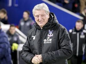 "Roy Hodgson hails ""massive"" Crystal Palace victory"