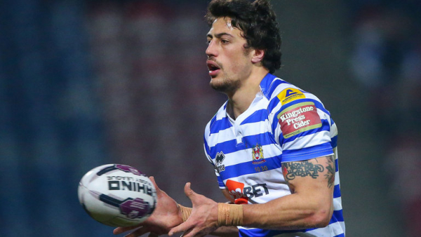 Train and trial pays dividends as Wigan centre signs with the Warriors