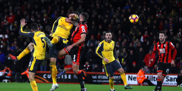 Bournemouth vs Arsenal: Last time out