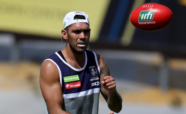 Harley Bennell's Fremantle Dockers career 'at breaking point', says AFL great Danny Frawley