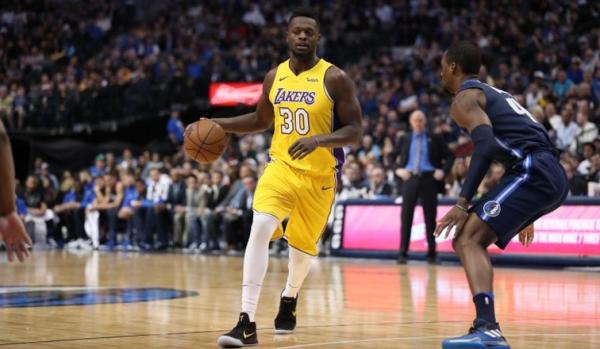 Lakers siguen creciendo y suman un nuevo halago ante Dallas
