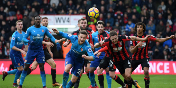 Arsenal Player Ratings: Bournemouth (A)