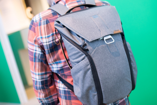 Peak Design's Everyday Backpack was my surprise hit of CES 2018