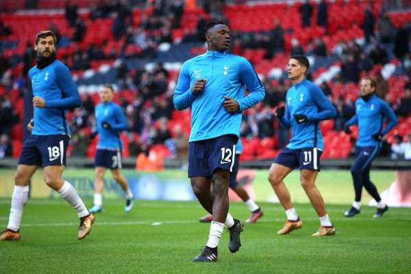 Tottenhams Victor Wanyama says knee injury was lowest point of my career
