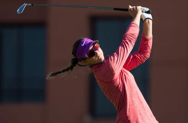 Slovenia's trailblazing golfer Katja Pogacar aiming for 2020 Olympics