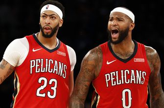 Pelicans Davis, Cousins named Western Conference All-Star starters