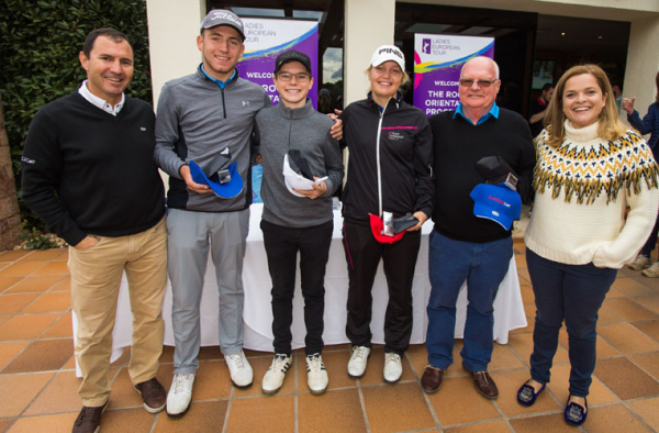 Rookies Ready for Tour Life after week at La Sella Golf Resort