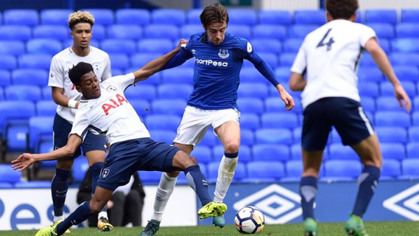 Evans: Under-23s' Togetherness Earned Spurs Win