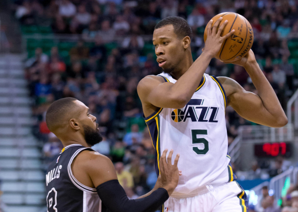 Five young teams that might trade for Rodney Hood of the Utah Jazz