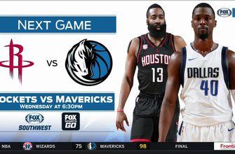 Houston Rockets vs. Dallas Mavericks preview | Mavs Live