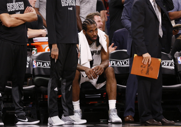NBA rumors podcast: Sam Amick on Kawhi Leonard's rift with Spurs, players most likely to be traded, LeBron James' future and more