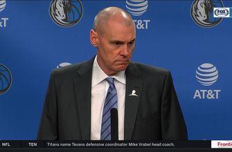 Rick Carlisle on defense Mavs win over Wizards