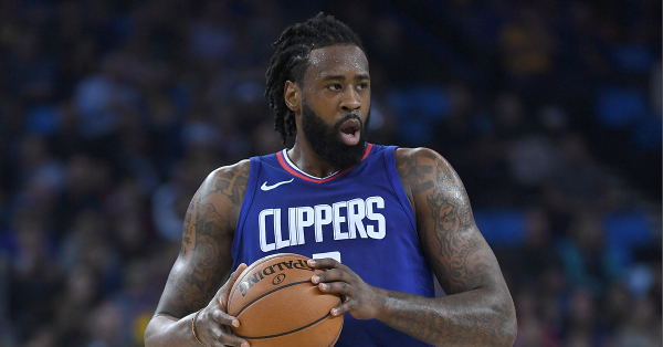 Report: Blazers Engaged in DeAndre Jordan Trade Talks