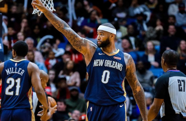 Lakers News Feed: L.A. Wants Free Agent DeMarcus Cousins, Why He Could Help Them Keep Julius Randle