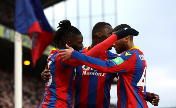 Crystal Palace 1 Burnley 0: Red-hot Bakary Sako on target as Eagles seal back-to-back wins