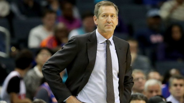 Knicks' Jeff Hornacek brushes off concerns about job security