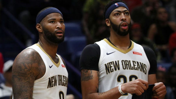 Anthony Davis, DeMarcus Cousins: All-Star nods bode well for Pelicans pairing