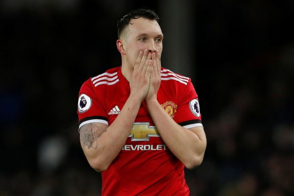 Phil Jones says Manchester United have not given up on catching Manchester City in Premier League
