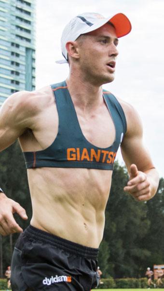GIANTS Run Into 2018