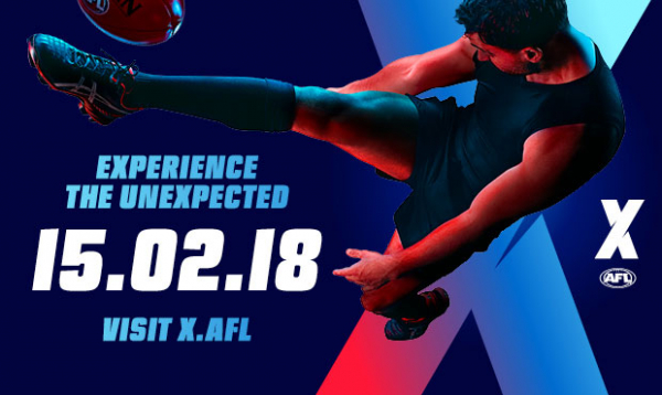 AFLX: Tickets on sale