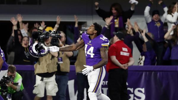 Vikings video of the Minneapolis Miracle is great