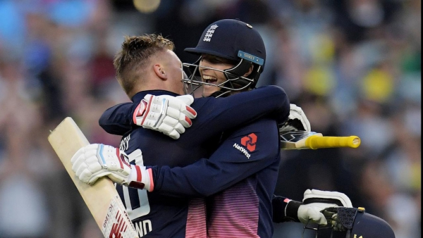 England claim record ODI win over Aussies