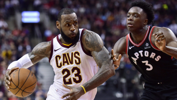 Three Things to Know: Toronto looks dangerous, Cleveland disinterested