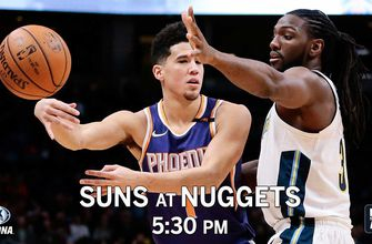 Preview: Suns at Nuggets, 5:30 p.m., FOX Sports Arizona