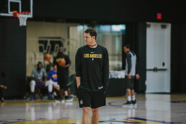 Lakers News: Luke Walton Content With Results From First Half Of Season, Hopeful For Continued Growth