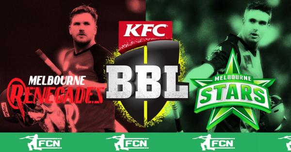 BBL Match 26 – Melbourne Renegades V Melbourne Stars – Fantasy Preview