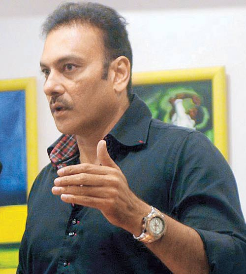Ravi Shastri's Politics Is Ruining Things For India