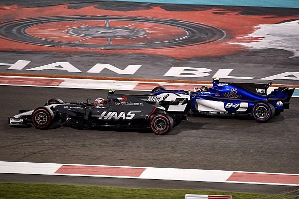 Haas open to Alfa Romeo/Sauber-style rebranding