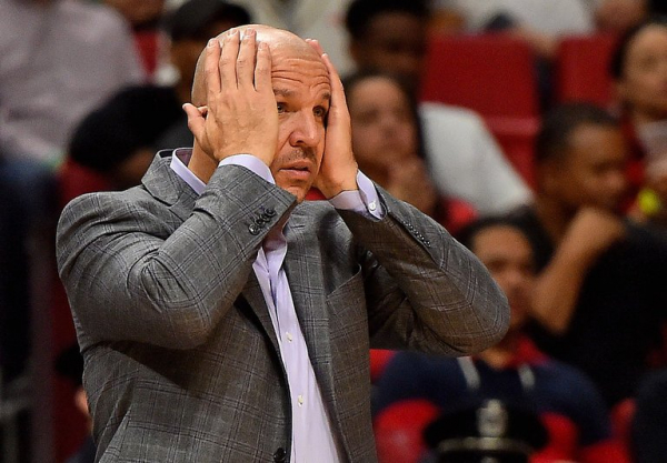 Milwaukee Bucks, Seeking a Change in Leadership, Fire Jason Kidd