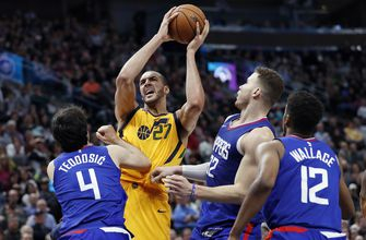 RECAP: Clippers 'just didn't have it' in loss to Jazz