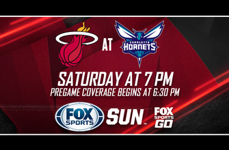 Preview: Heat gear up for Kemba Walker, Hornets as road trip continues