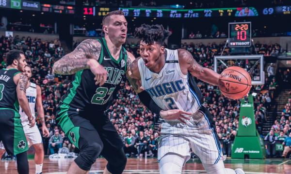 Postgame Report: Magic 103, Celtics 95