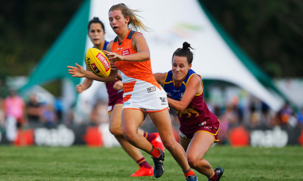 GIANTS to play Brisbane in AFLW practice match