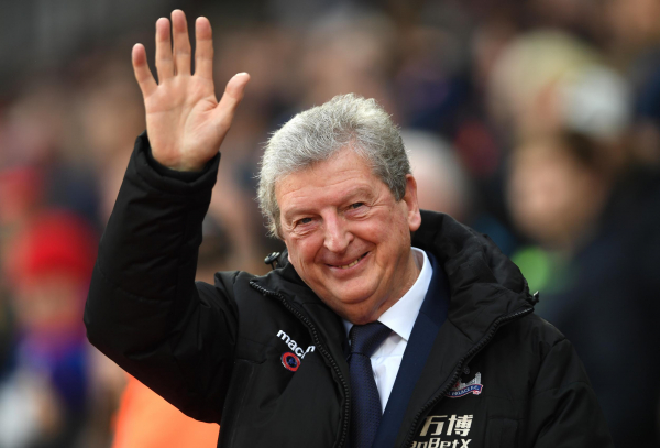 Roy Hodgson confident bleak times are behind Crystal Palace but warns of hard work to come