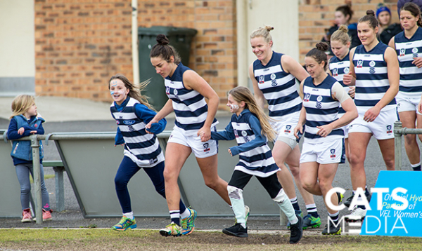 Free clinic for girls in Colac!