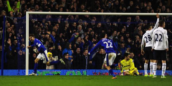 Everton v Tottenham - My Everton XI