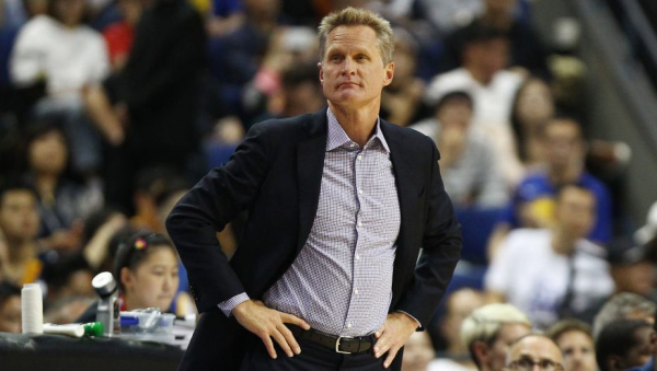 "Steve Kerr has ""regrets"" over time as Suns GM with Mike D'Antoni as coach"