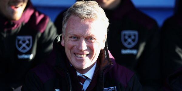 David Moyes has said he doesn't want any outgoings at West Ham this month