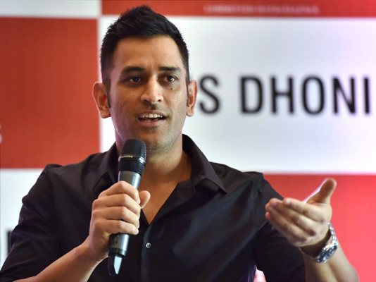 MS Dhoni's Support For Team India Is So Apt And Is Winning The Internet