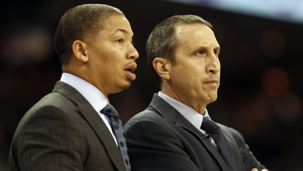 David Blatt's troll on the Cavaliers backfires when opponent scores 151 (VIDEO)