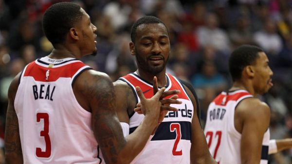 Wizards' players-only meeting doesn't go well