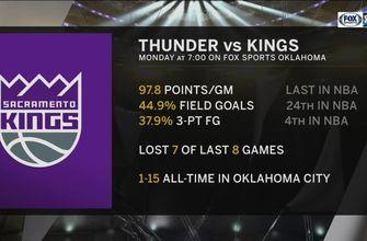 OKC Thunder vs. Sacramento Kings preview | Thunder Live