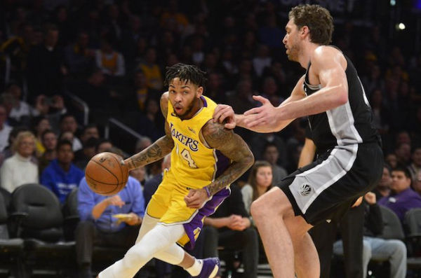Lakers News: Luke Walton Wants Brandon Ingram To Play With Controlled Aggression On Offense