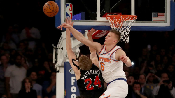 Knicks make cool clutch plays in loss to Bulls (videos)