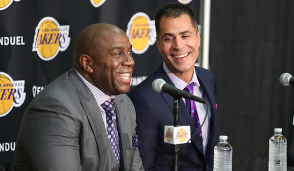 Rob Pelinka Says Lakers Won't Be Active At 2018 NBA Trade Deadline Unless It Improves Championship Outlook