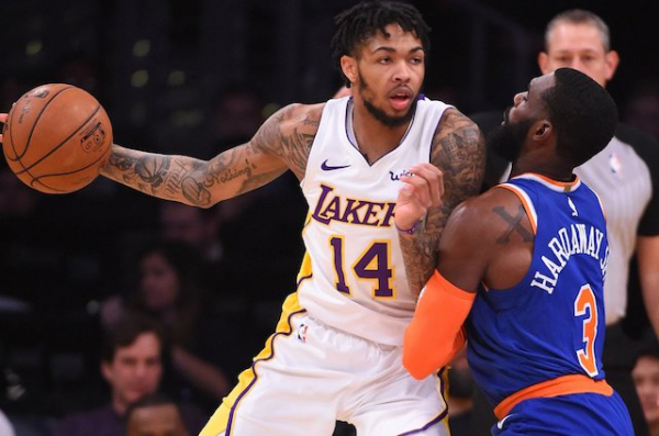 Lakers News: Brandon Ingram Doesn't Believe Ankle Is 100 Percent Yet